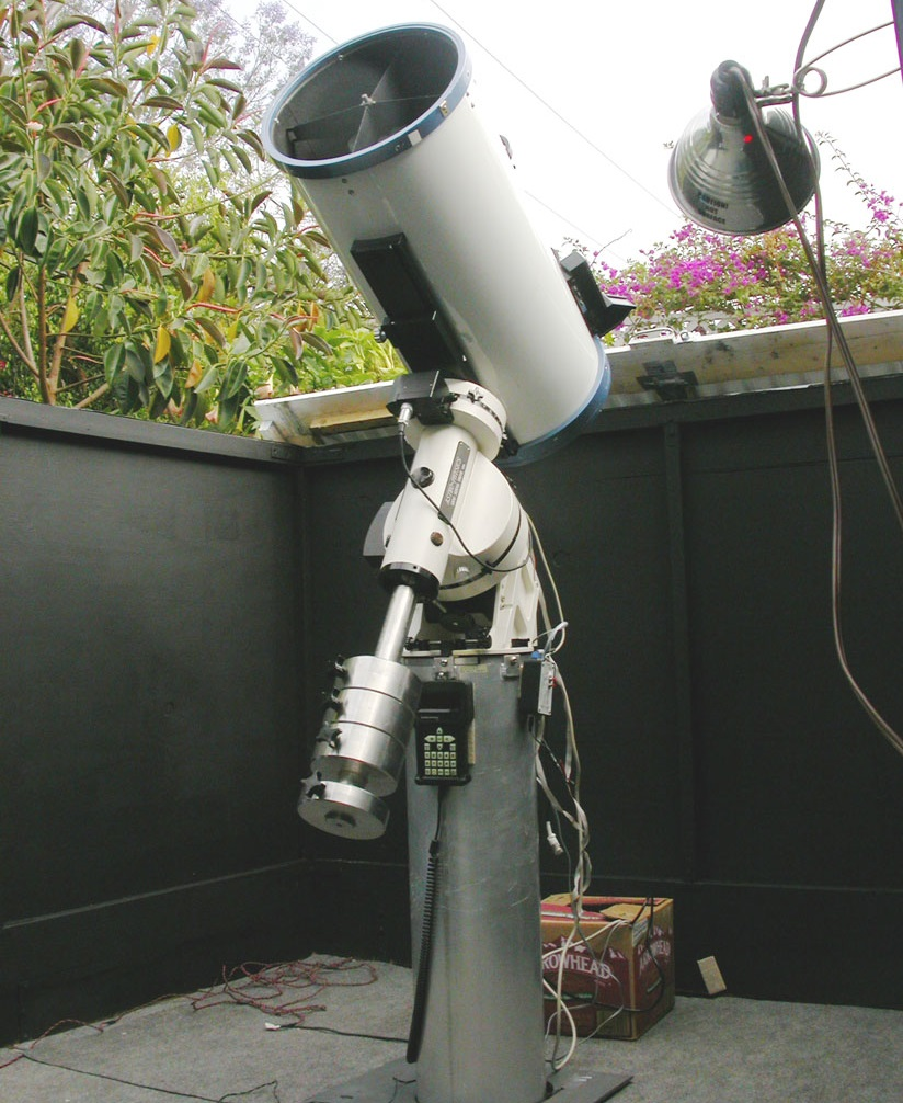 normal telescope